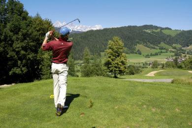 Golfen - Sommerurlaub in Radstadt, Salzburger Land
