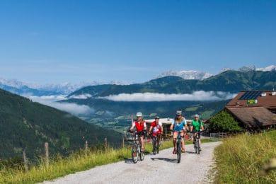 Mountainbiken - Sommerurlaub in der Salzburger Sportwelt, Salzburger Land