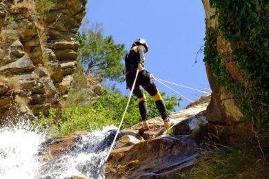 Canyoning - Sommerurlaub in Radstadt, Salzburger Land