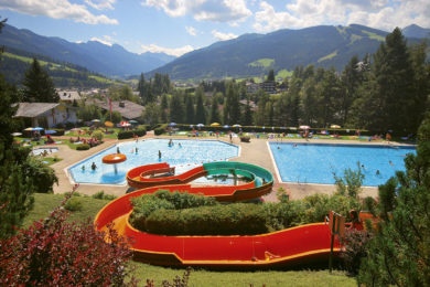 Schwimmen - Sommerurlaub in Radstadt, Salzburger Land